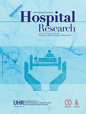 International Journal of Hospital Research